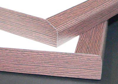Kröning Melamine resin edges Soft edges
