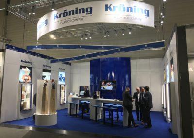 Exhibition stand Interzum 2017
