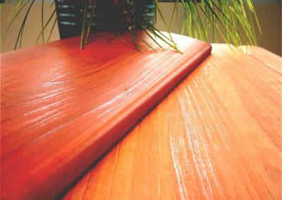 Kröning foil Venatura lacquer surface