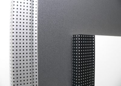 Kröning Hybrid Foils Perforated Foil Punching Foils