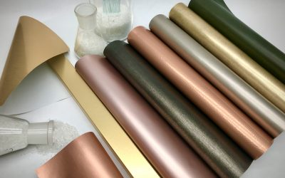 PAP, the chlorine-free film for profile wrapping